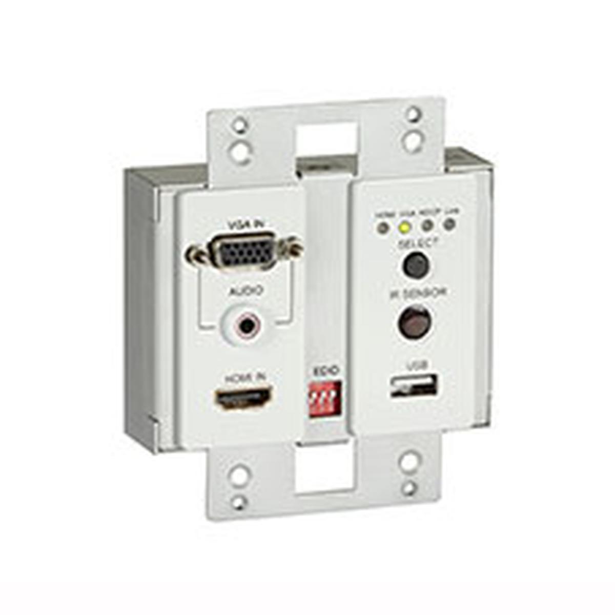 Vx 1002 Tx Vx1000 Series Extender Wallplate Transmitter