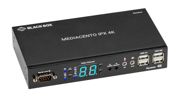Black Box Deutschland GmbH - VX-HDMI-4KIP-RX
