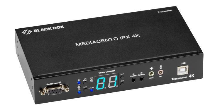 Black Box Deutschland GmbH - VX-HDMI-4KIP-TX