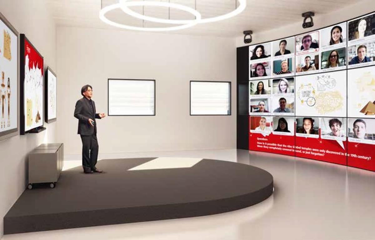 Virtual Classroom Design Free : Weconnect virtual classroom an ideal solution for