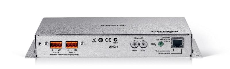 Vocia Anc 1 Ambient Noise Compensation Device Biamp