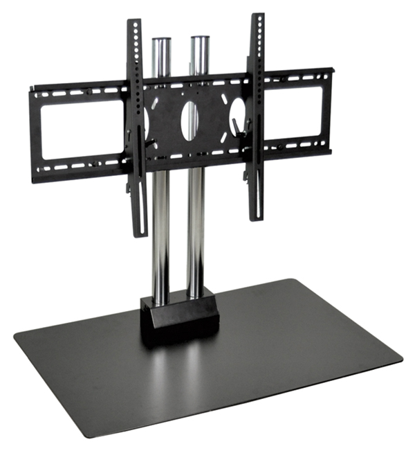 20 inch stationary flat panel tv stand u0026 mount - Flat Panel Tv Stands