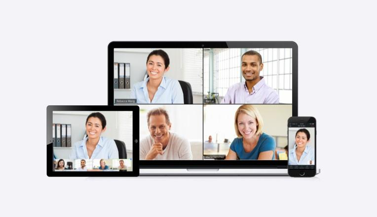 Zoom Meetings Enterprise Video Conferencing And Web