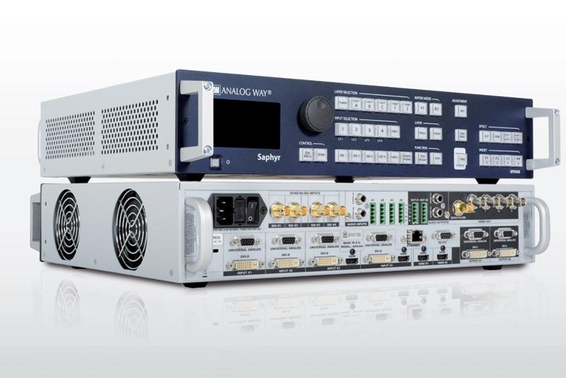 Analog Way - SPX450