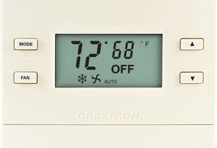 Crestron Electronics, Inc. - CHV-TSTATEX