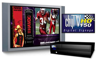 ChyTV/Digit Signage Technologies - HD 150