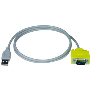 hdusb 3 mm high density usb switch cable 3 ft network