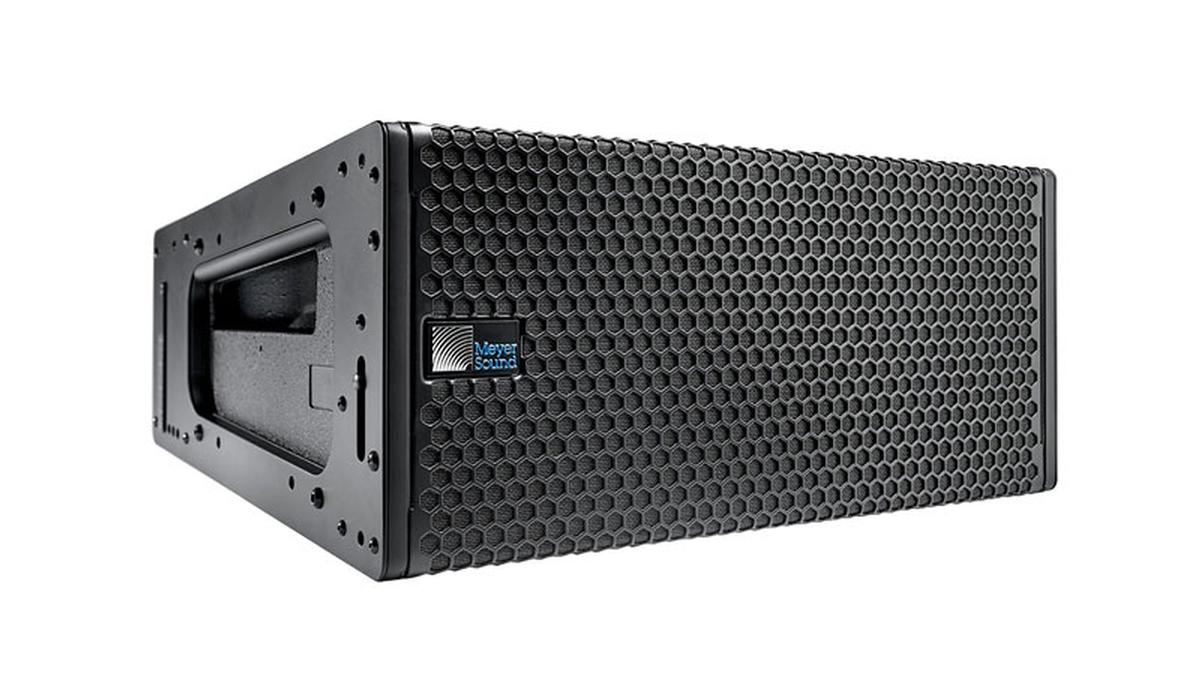 Lina Very Compact Linear Line Array Loudspeaker Meyer