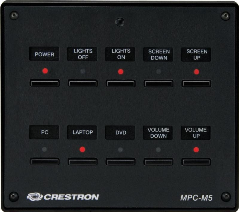 Mpc M5 B T Media Presentation Controller M5 Black