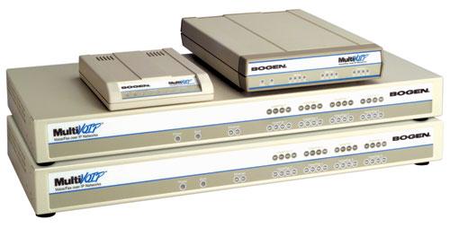 MVP130BG | 1-port VoIP Gateway for Paging | Bogen