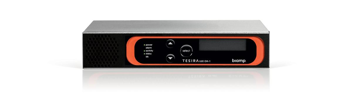 Biamp Systems, Inc. - Tesiralux OH-1