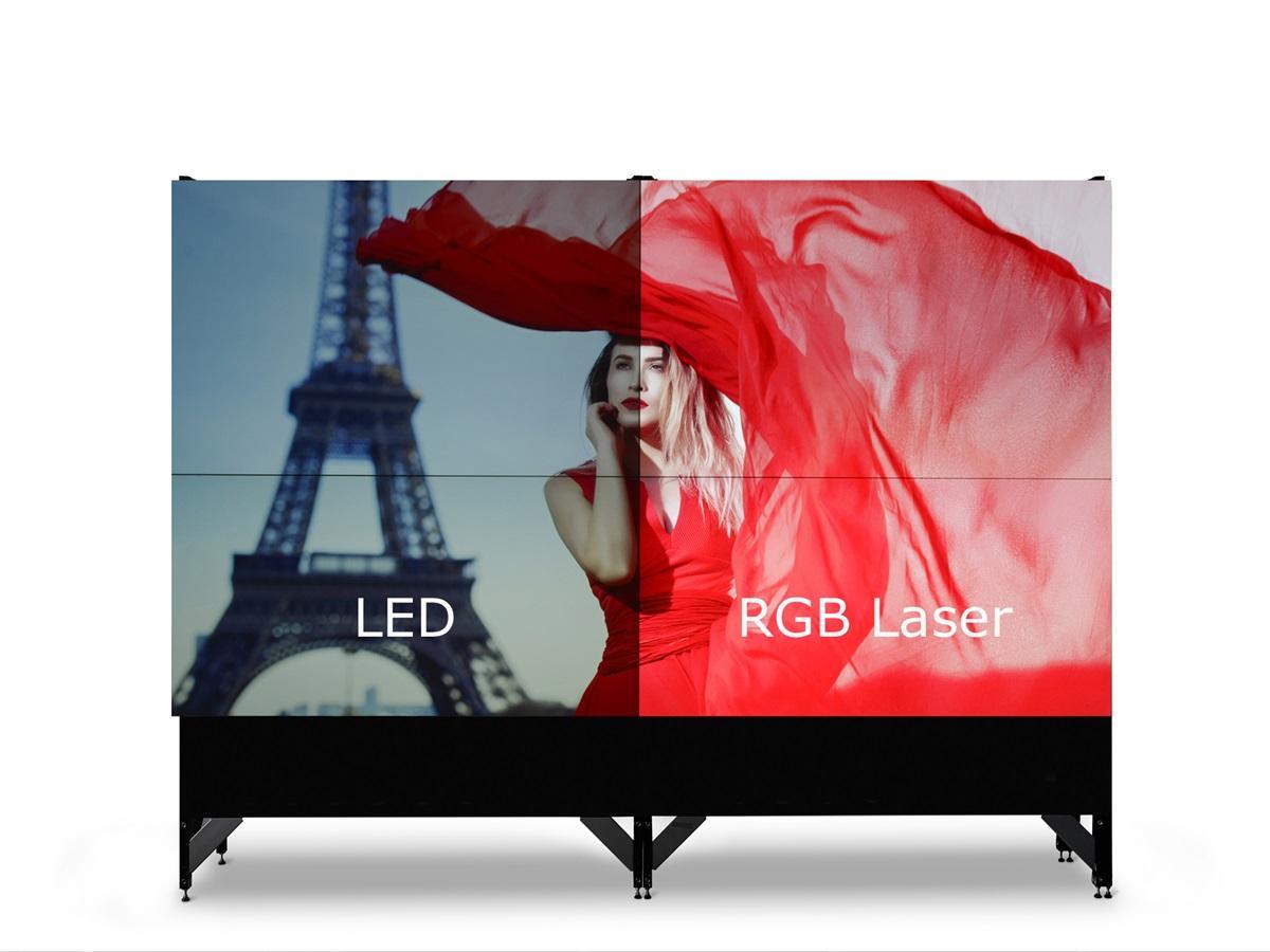 Led To Rgb Laser Video Wall Upgrade Kit Led To Rgb Laser Video  # Lift Motorise Erard