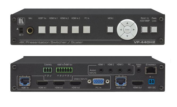 Kramer Electronics USA, Inc. - VP-440H2