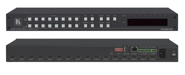 Kramer Electronics USA, Inc. - VS-88UHD