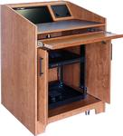 Marshall Furniture, Inc. - MLP-32-Prairie Style Lectern