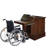 Marshall Furniture, Inc. - MWSP-32-ADA Workstation