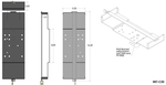 Audio Visual Furniture International Inc. - BKT-C20