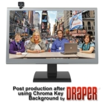 Draper, Inc. - VCB Dual Roller with Fascia