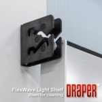 Draper, Inc. - FlexWave Light Shelf
