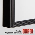 Draper Inc. - Profile + Projection Screen