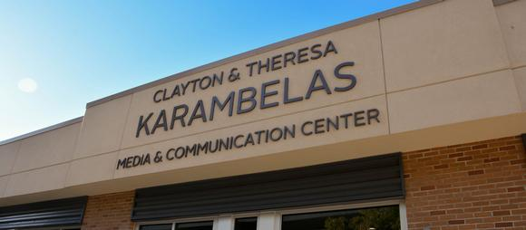 Award-Winning Communication Studies Program Welcomes New Media & Communication Center
