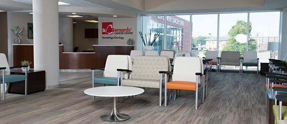 St. Bernards Cancer Center - A Major Referral Hospital Gets a Major Makeover