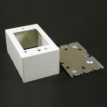 Wiremold 700 3-gang Extra Deep Switch and Receptacle Box Fitting