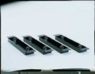Caster Kit for Dual Cabinet Multimedia Desk