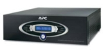 APC AV Black J Type 1kVA Power Conditioner with Battery Backup 120V Retail