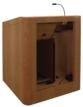 Custom Wood System Lectern