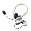 Multimedia Stereo Headset, Beige