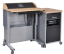 Freedom One eLift Overbridge Lectern