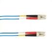 15-m, LC-LC, 62.5-Micron, Multimode, PVC, Blue Fiber Optic Cable