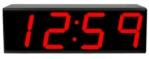 """4-Digit, 7"""" Time Code Remote Display"""