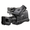 3MOS AVCCAM Shoulder-mount Camcorder with HD and SD Recording