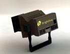 230V Broad LED Studio Fixture, DMX Ballast, 5600°K Color Temperature
