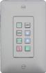 8-Button Backlit Panel
