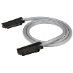 CAT5e 25-Pair Telco Connector Cable, AVAYA Style, 50-Pin Telco Male to 50-Pin Telco Male, 25-ft.
