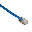 GigaBase 350 CAT5e Patch Cable, Basic Connectors, Blue, 1-ft. (0.3-m)