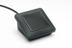 Elite Wired Directional Tabletop Microphone, Black
