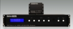 8x8 Matrix for HDMI with Eight ELR-POL Outputs and Bi-Directional IR