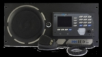 Ethernet Microphone Station With Color LCD, 20-button Rack-mount With Speaker,501HH Mic And IEDA528EAO Expansion Board