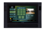 "9"" Modero ViewPoint Touch Panel with Intercom, Black"
