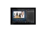 "10.1"" Modero X G4 Wall/Flush Mount Touch Panel, Landscape"