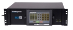 48 x 48 Multimedia Router with Front-mounted Touchscreen