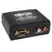 VGA + Audio to HDMI Converter