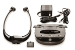 Personal Listening System Package for Theater and Television, Deluxe