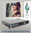 4-Channel Digital Signage Media Player
