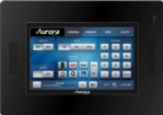 """5"""" In-wall HD Color Touch Panel/Dual-core Controller"""