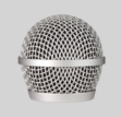 Replacement Grille for PGA48 Vocal Microphone, Silver